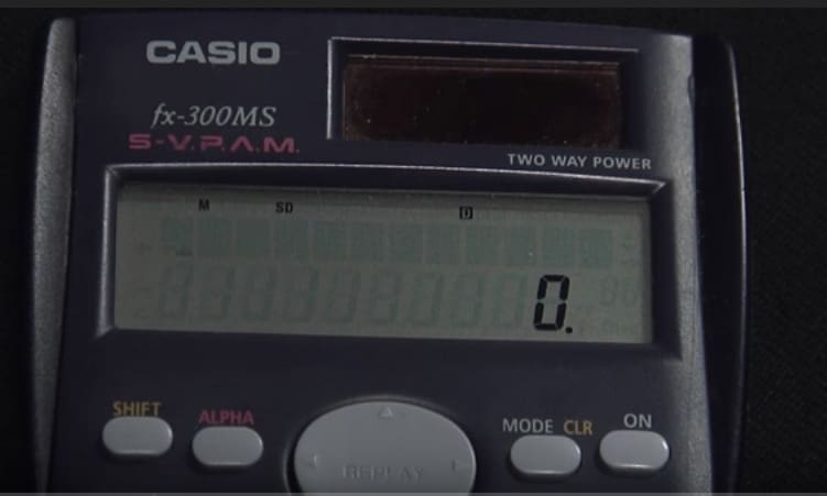 Casio FX-300 MS Plus Scientific Calculator